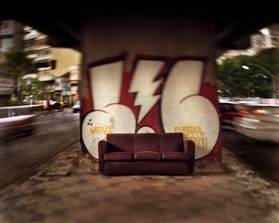 Minha Estranha Cidade Linda::claudio edinger fine art photography