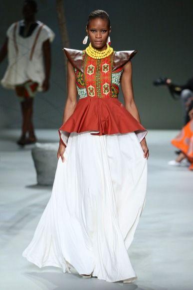 urban zulu   sa fashion week 2015 spring  summer  day 2