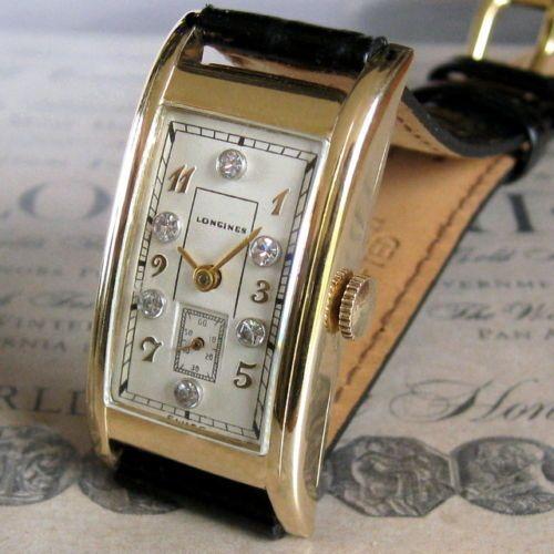 vintage longines wrist watch eBay