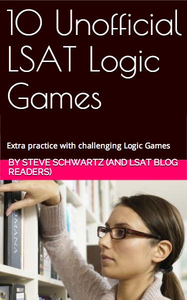Free LSAT Logic Games PDF Download Lsat logic games