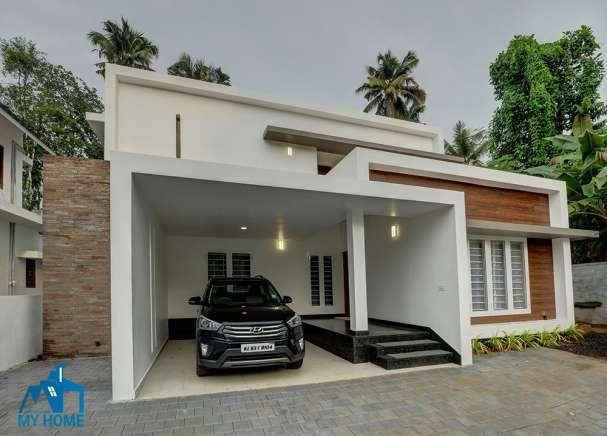 Stunningly Modern 3 Bedroom Budget Minimalist Home Design With 2200