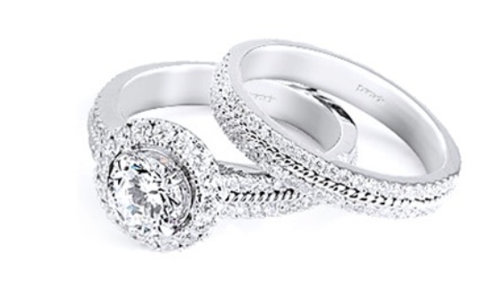 MDhome1 Custom wedding rings, Wedding rings, Jewelry stores