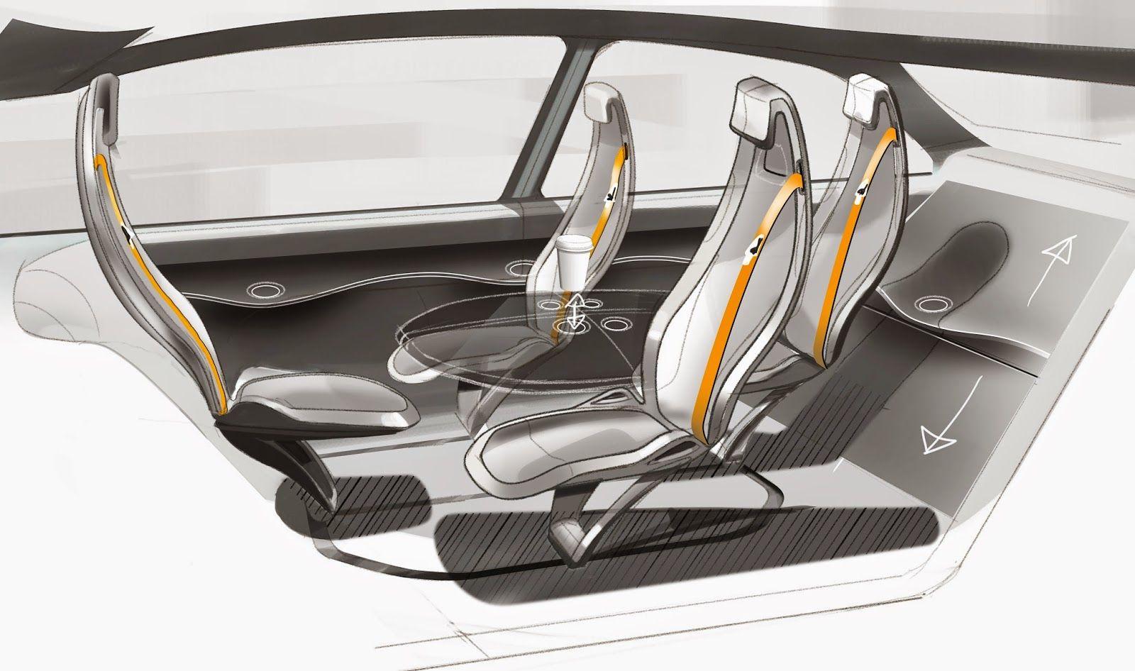 concept vehicle autonomous driving interior cerca con google automotive trim pinterest. Black Bedroom Furniture Sets. Home Design Ideas