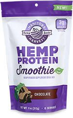 FREE Chocolate Hemp Protein Smoothie Sample at 1PM EST on http://www.icravefreebies.com/