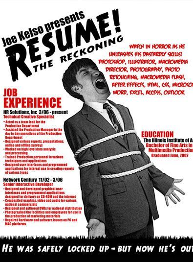 interesting resumes
