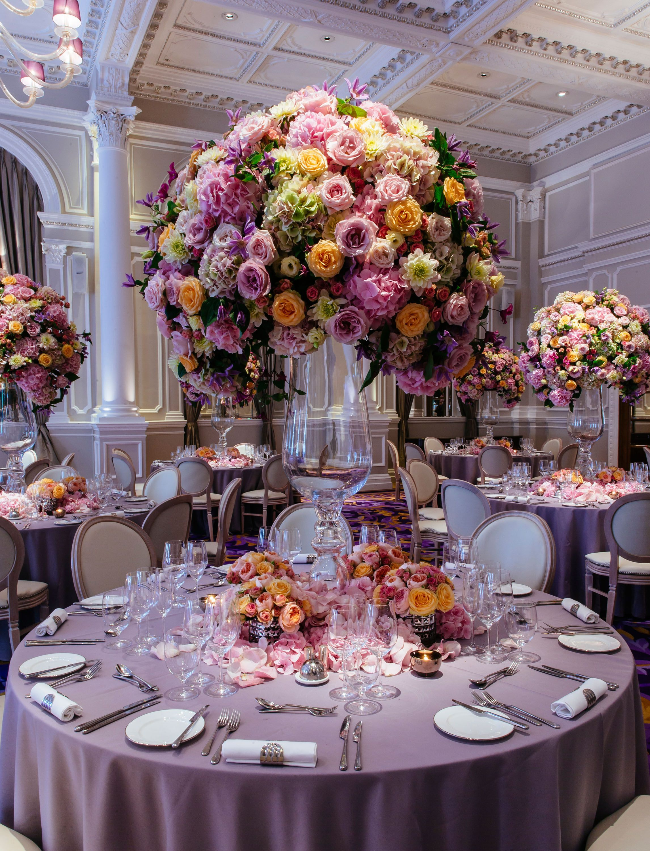 Corinthia Hotel London. Glamorous elegant UK wedding venue ...