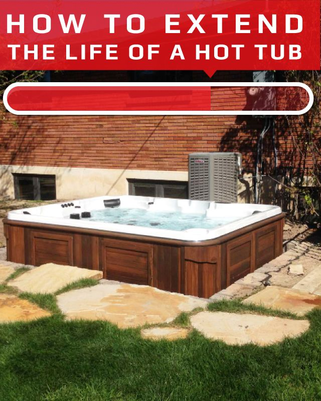 A Beginner\'s Guide to Hot Tub Maintenance | Hot tubs, Tubs and Pool spa