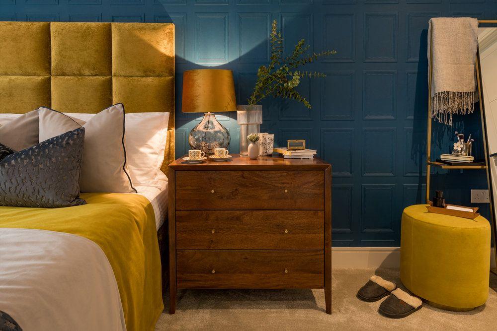Metallic Wandfarbe Fur Ein Luxurioses Ambiente In Ihrer Wohnung Metallic Paint Walls Home Building Design Bathroom Colors