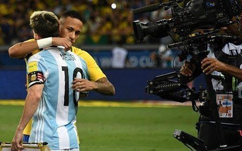 10 11 16 Brasil 0 X 0 Argentina Neymar Neymarjr Selecaobrasileira Jogo Em Andamento Neymar Jr Neymar Selecao Brasileira