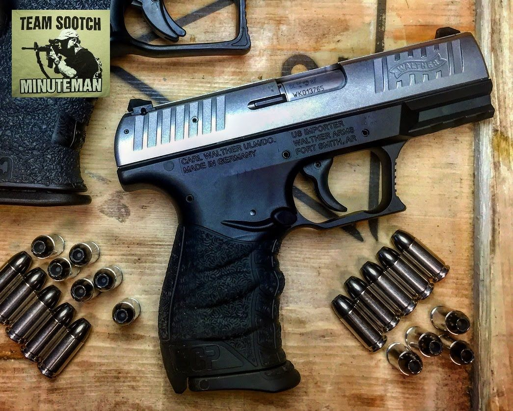 Walther CCP: Most Ergonomic Single Stack 9mm Pistol