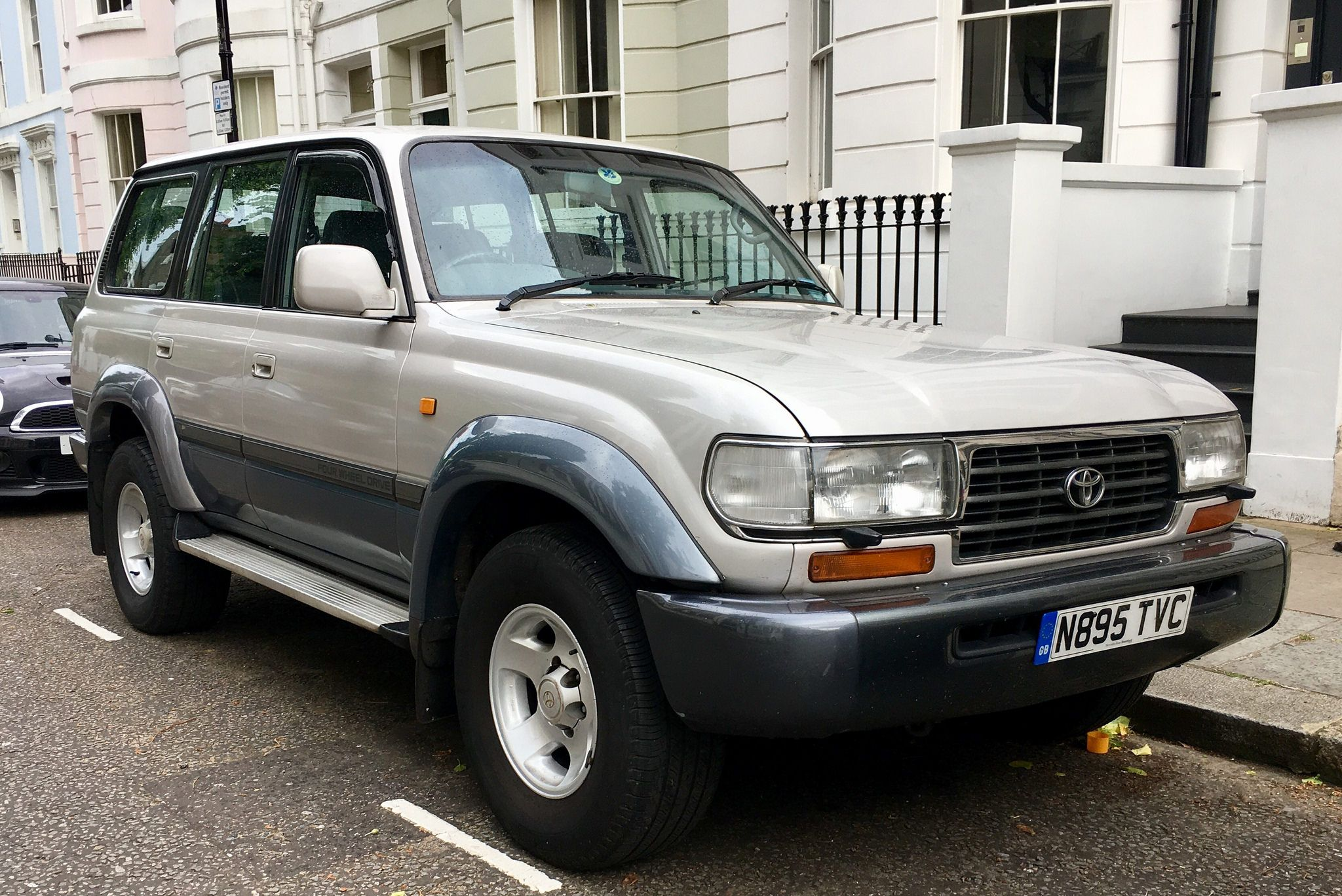 1995 Toyota Land Cruiser 4 2 V8 Diesel Toyota Land Cruiser Land Cruiser Toyota
