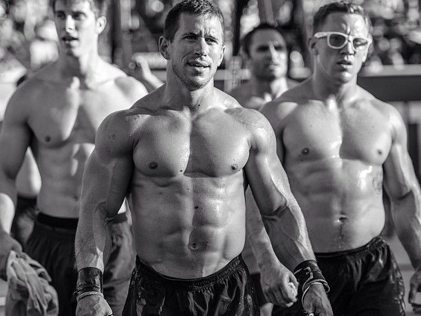 Dan Bailey CrossFit Games