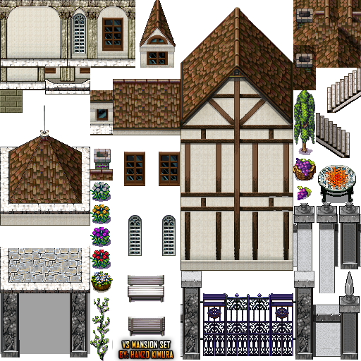 Rpg maker community valkyrie stories tileset rpg maker for House map creator