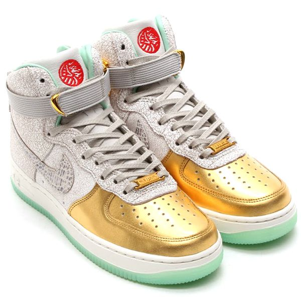 nike womens air force 1 high (year of the horse)