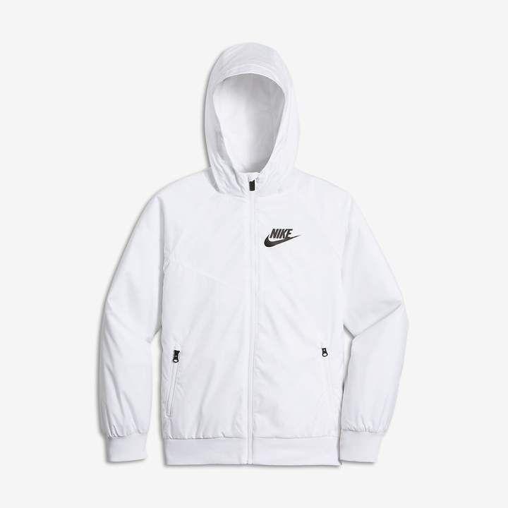 83ce51a179da Nike Big Kids  (Boys ) Jacket Sportswear Windrunner