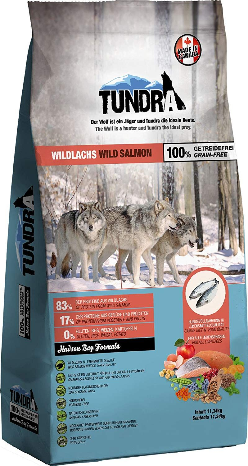Boreal wild salmon dog food 25lb with zinpro be sure
