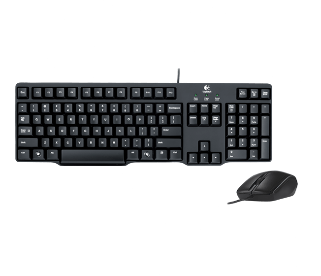 Logitech Classic Desktop MK100