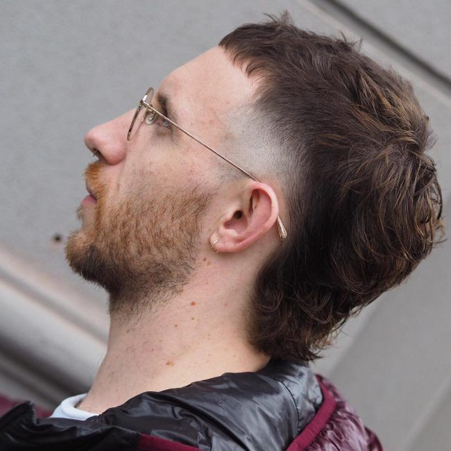 Mullet Haircut Styles 30 Mullet Haircut Mullet Hairstyle Curly Mullet