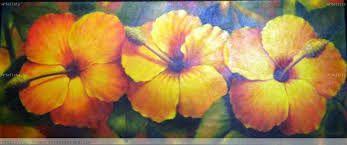 Resultado de imagen para cuadros de flores exoticas