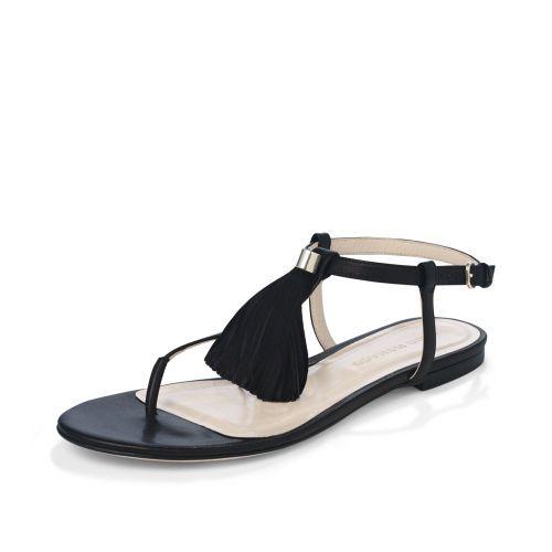 Club Monaco Tassel Sandals