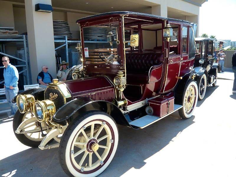 Peerless 30hp Open-Drive Landaulet, Body by Brewster 1910 | Cars ...
