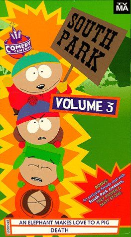 South Park Volume 3 Warner Http Www Amazon Ca Dp 0790735911 Ref