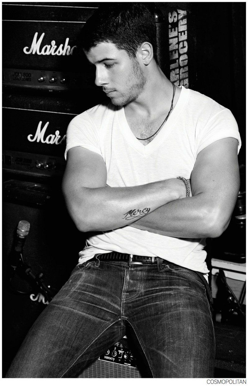 Nick Jonas 2013 Photoshoot