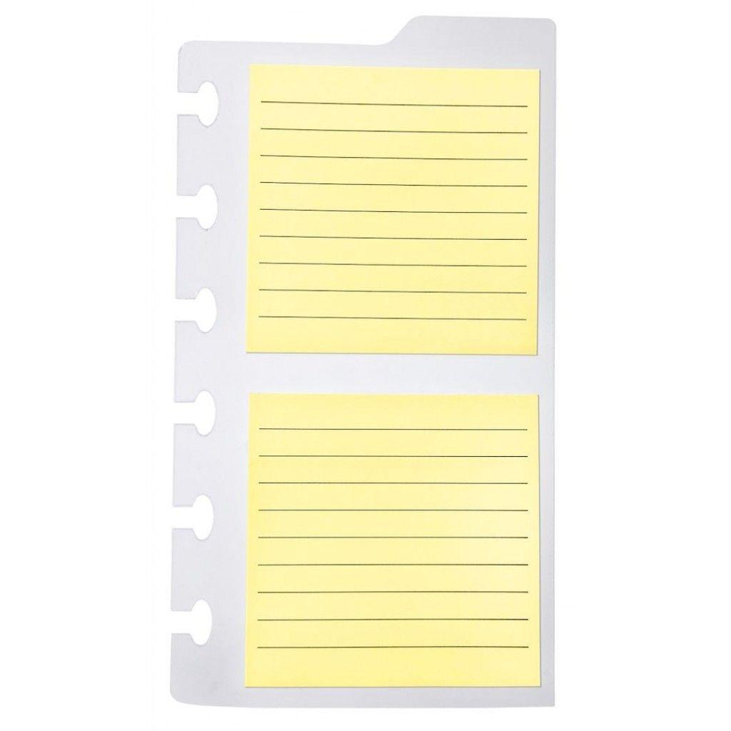 Ampad versa crossover notebook task pad refill 3 x 3