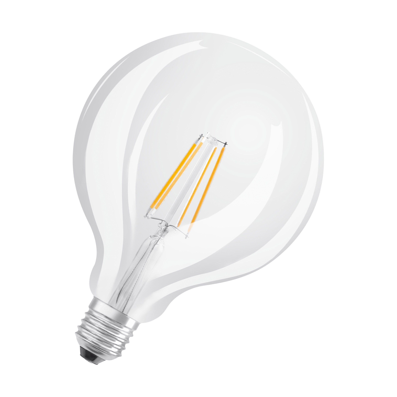 Ampoule Led à Filament Globe 125 Mm E27 806 Lm 60 W Blanc
