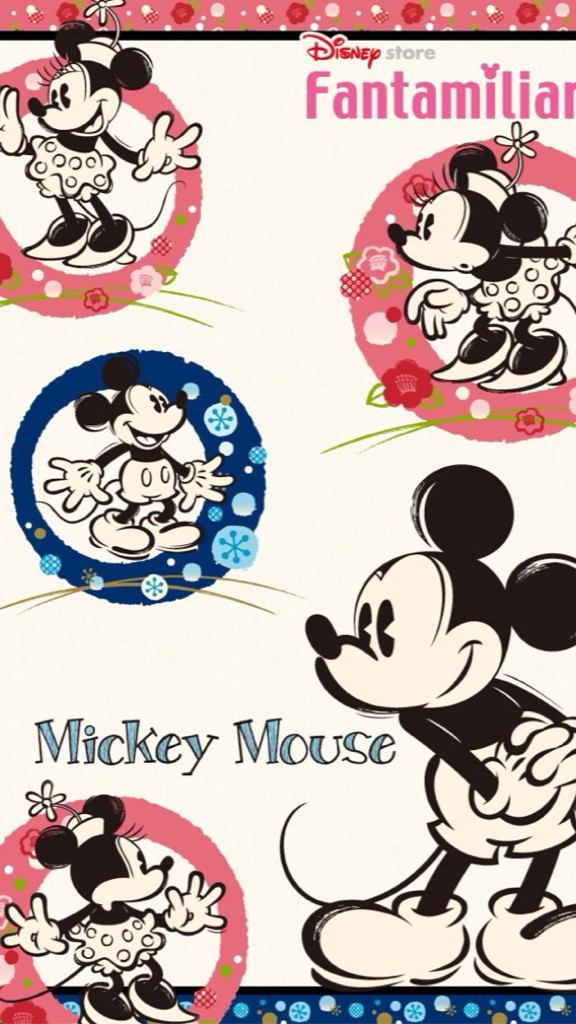 ミッキー ミニー 待ち受け 完全無料画像検索のプリ画像 Disney