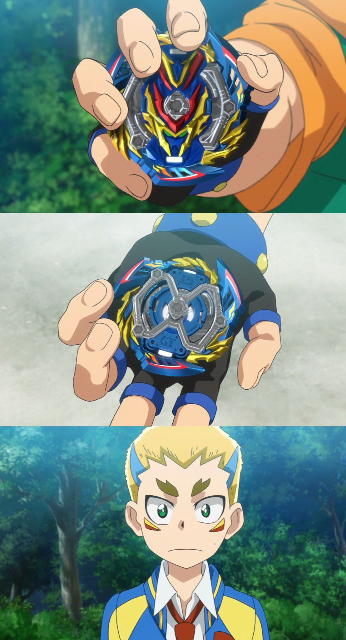 Pin by anime4ever on Bakuburst Edits Anime, Anime
