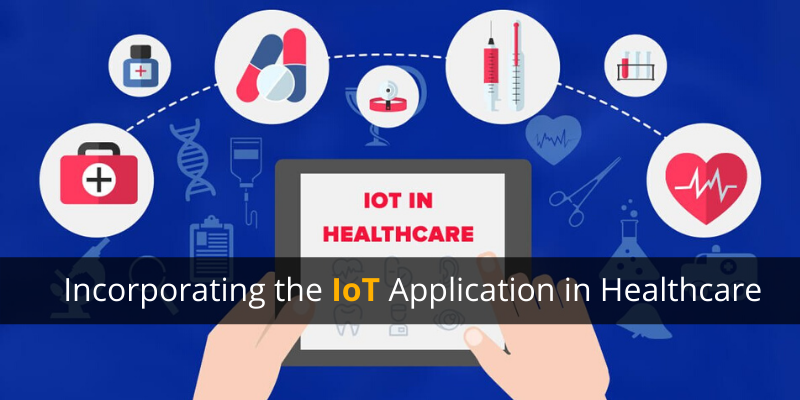Incorporating The Iot Application In Healthcare In 2020 Iot App Development Health Care