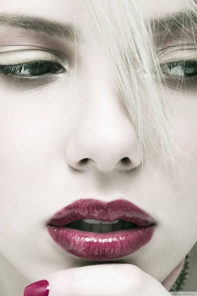 Scarlett Johansson HD desktop wallpaper Widescreen High (с