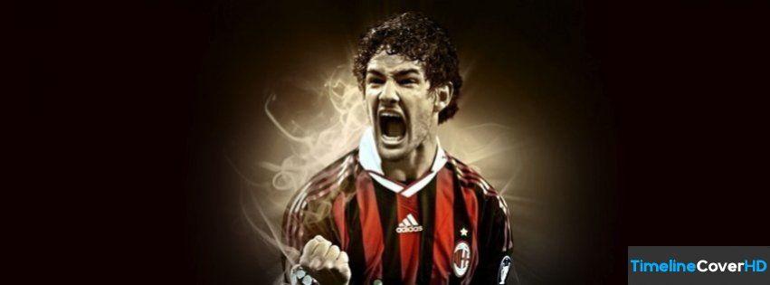 Ac Milan Alexandre Pato Facebook Cover Timeline Banner For Fb Facebook Cover