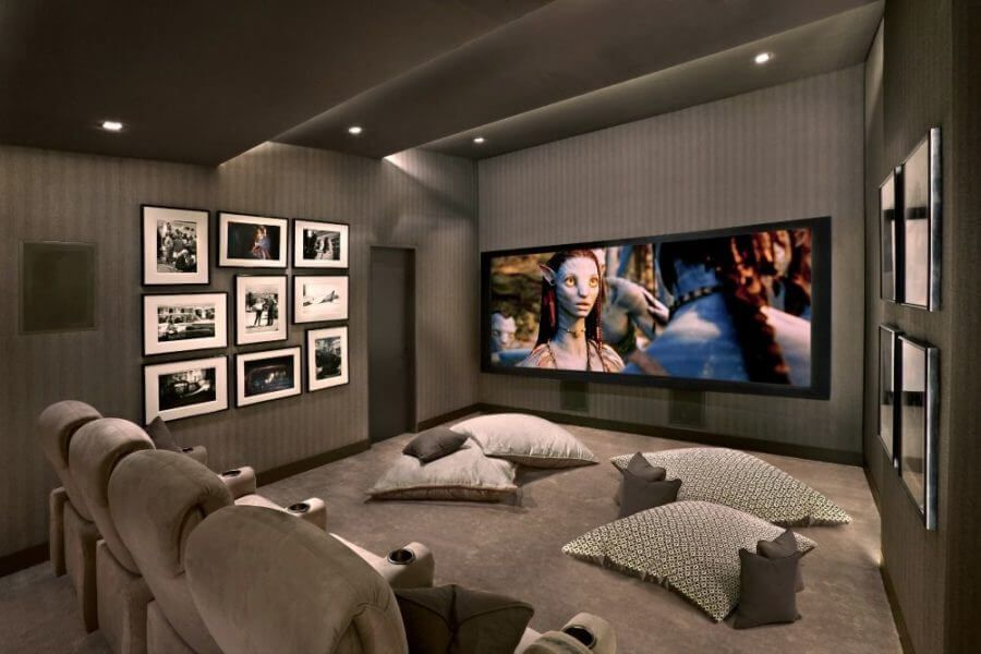 13 Interesting Home Theater Ideas For 2019 Interior Designs Interior Design Home Cinema Room Home Theater Room Design Home Theater Rooms