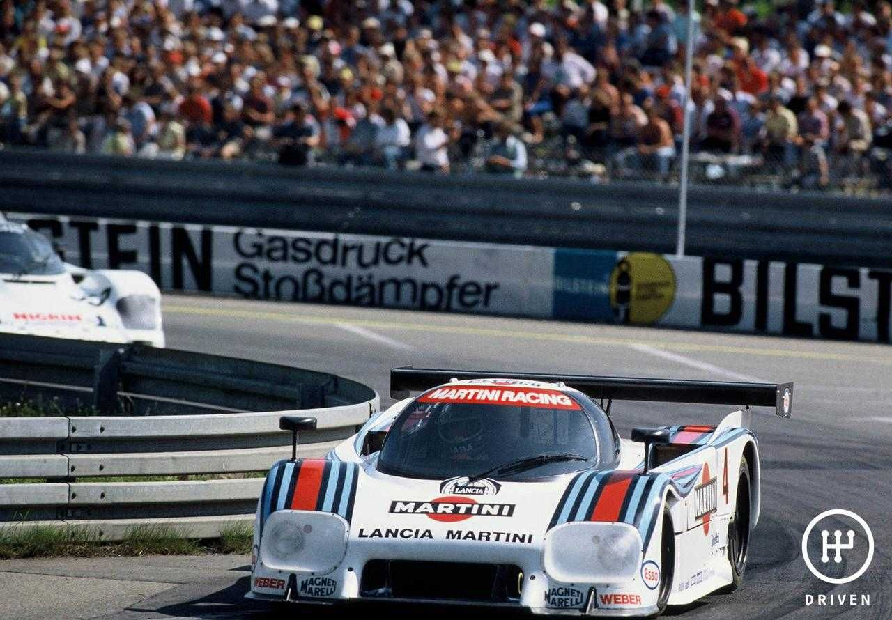 Lancia 1983 LC2 Gruppo C Technical Features & Pictures