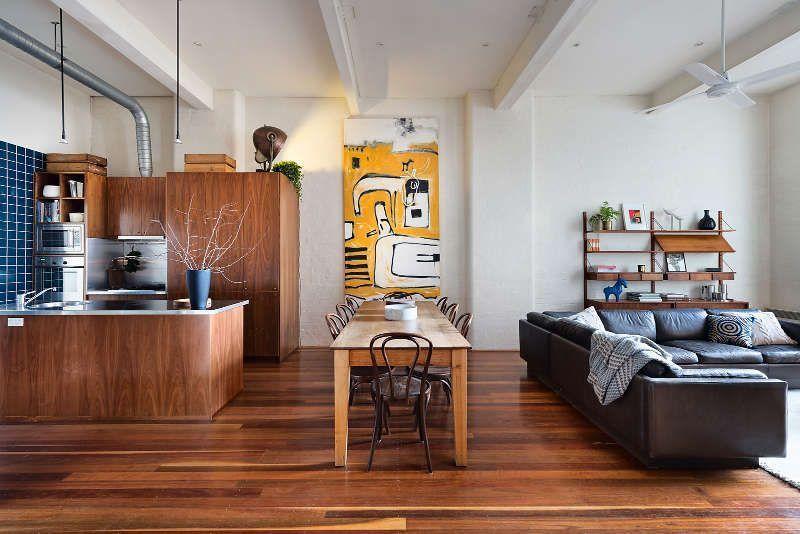33 Gorgeous Warehouse Loft Apartment Decorating Ideas With
