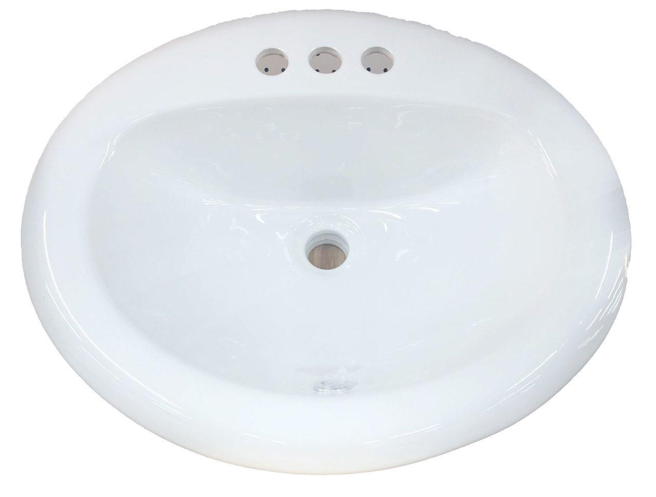 L2017 Above Counter Basin White Porcelain Bathroom Sink In 2020 Porcelain Bathroom Sink White Porcelain Basin White
