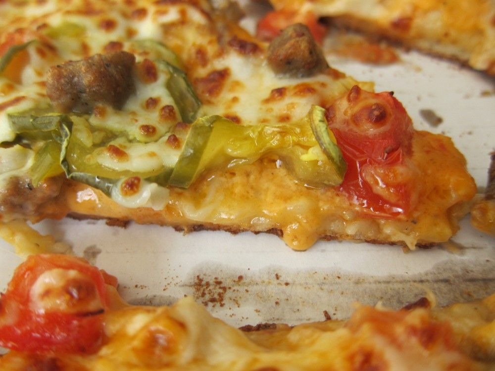 Review Papa John S Double Cheeseburger Pizza Brand Eating Double Cheeseburger Burger Sauces Recipe Burger Sauce