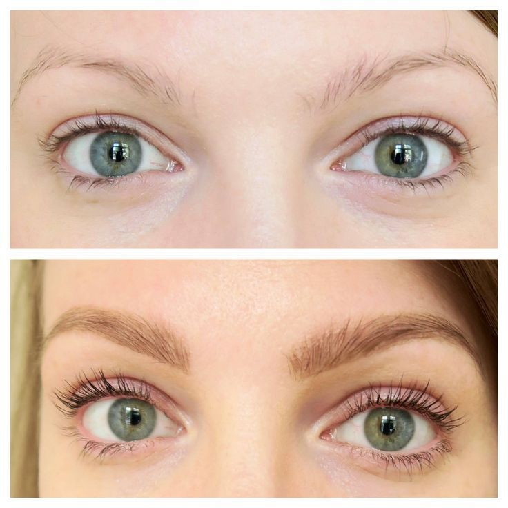 High Definition Salon Hd Brows Lash Lift Review Makeup Eyebrow