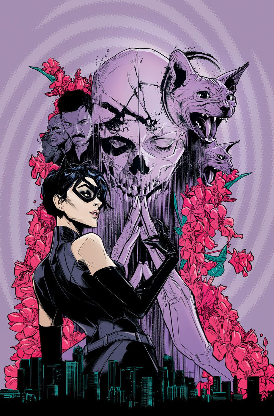 Catwoman(2018) 19 Cover by Joëlle Jones Catwoman comic