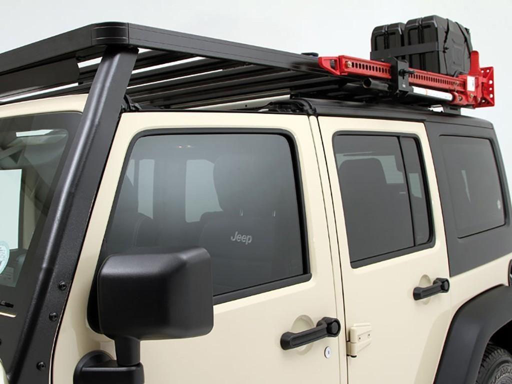 Jeep Wrangler Jku Roof Rack 4 Door Full Cargo Rack Front Runner Slimline Ii Extreme Roof Rack Jeep Wrangler