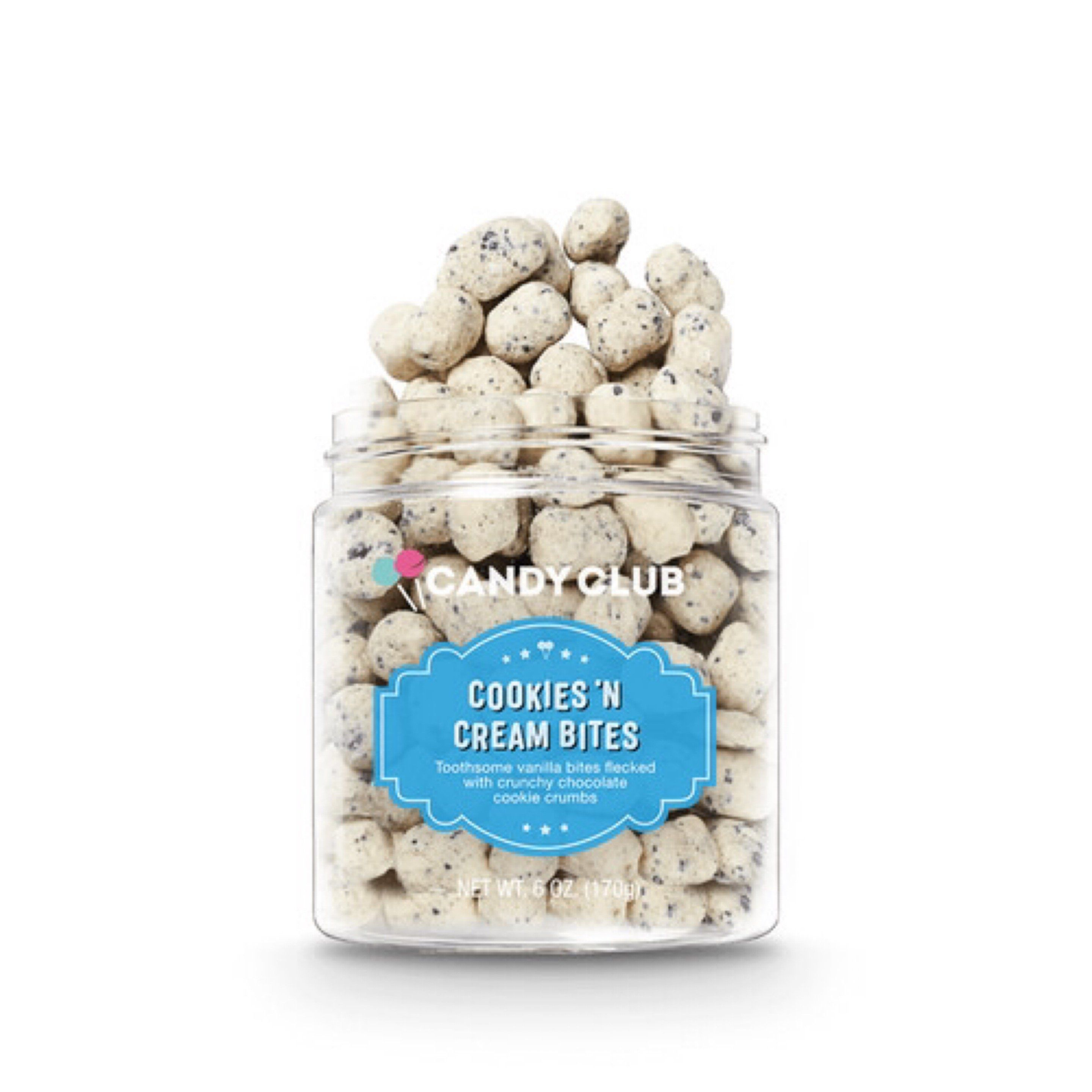 Photo of Candy Club Cookies N Cream Bites – Regular