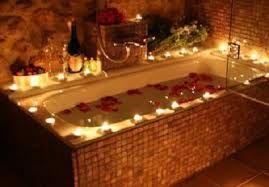 Delicioso Bano En Jacuzzi Romantic Bathtubs Bathtub Perfect Date
