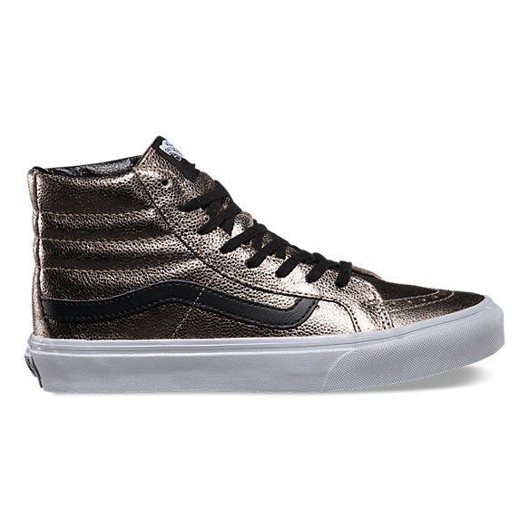 Vans Sk8-Hi Slim Calzado Metallic pqtTSQEkkZ