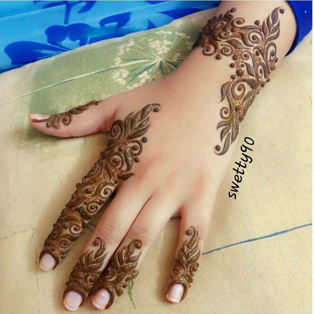 Pin By Nafizah Lalloo On Mehendi Henna Mehndi Mehndi Designs