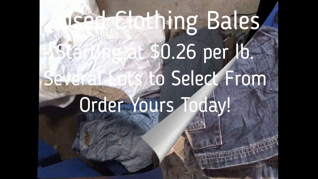 Wholesale Used Clothing Bales Used Clothing Recycle Clothes Second Hand Clothes