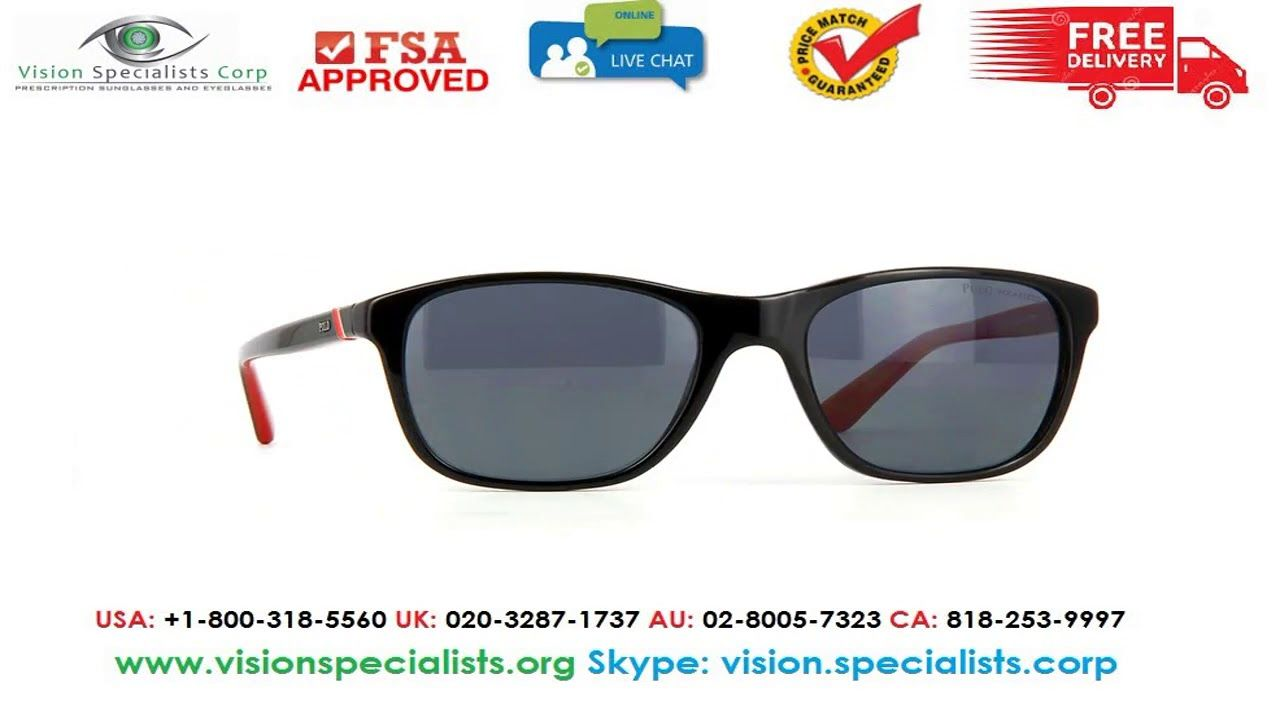 8eda72ac1f Polo Ralph Lauren PH4085 524581 Polarised Sunglasses