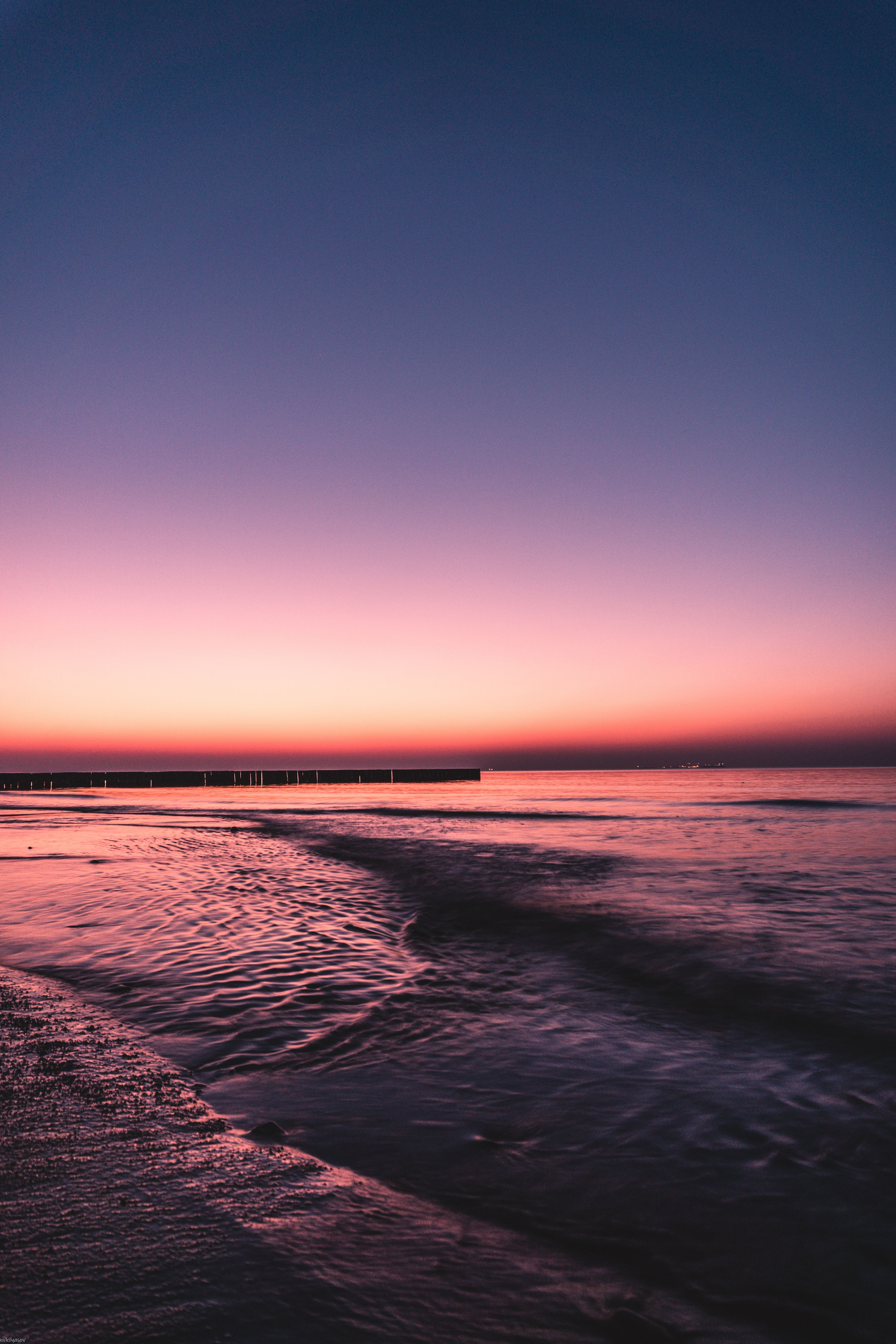Baltic Sea Sony Ilce 5100 Feab94 Sky Aesthetic Sunset Wallpaper Cool Wallpapers For Phones