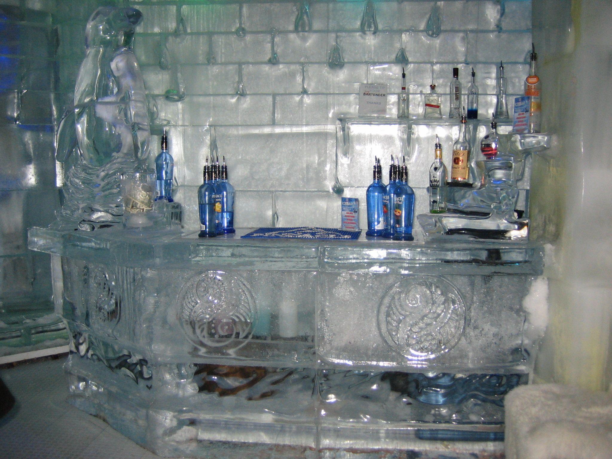 Ice Bar in FL